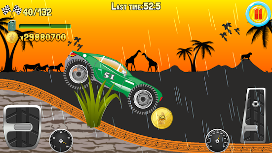 Hill Climb Truck Race screenshot 13