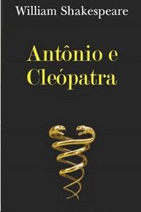 livro Antônio e Cleópatra