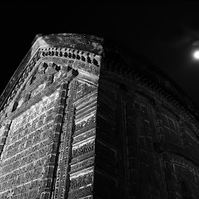 by Abhijit Pal - Black & White Buildings & Architecture (  )