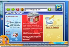 Cyber Pigs网站向孩子们教授互联网安全