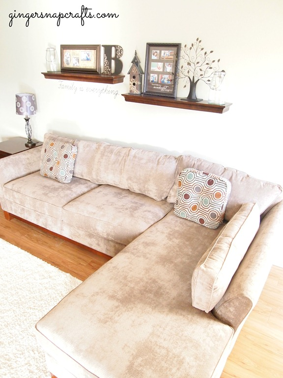 #momcave la-z-boy sectional