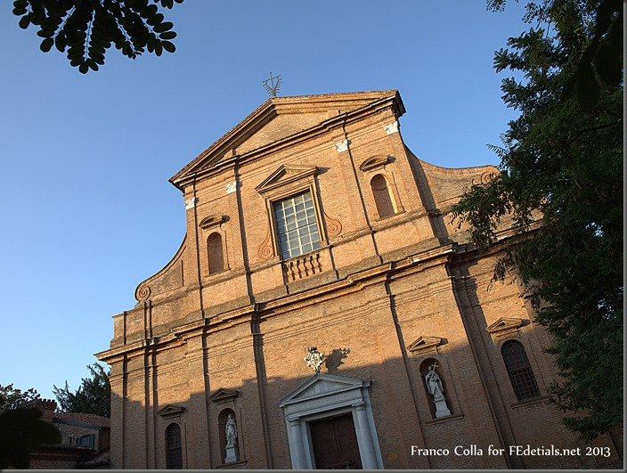 Chiesa di San Girolamo - Church of St. Jerome, Ferrara. Italy, Photo1