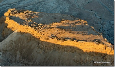 Masada aerial from southwest, tb121704219sr