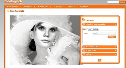 App Fotomontaggi Faccia
