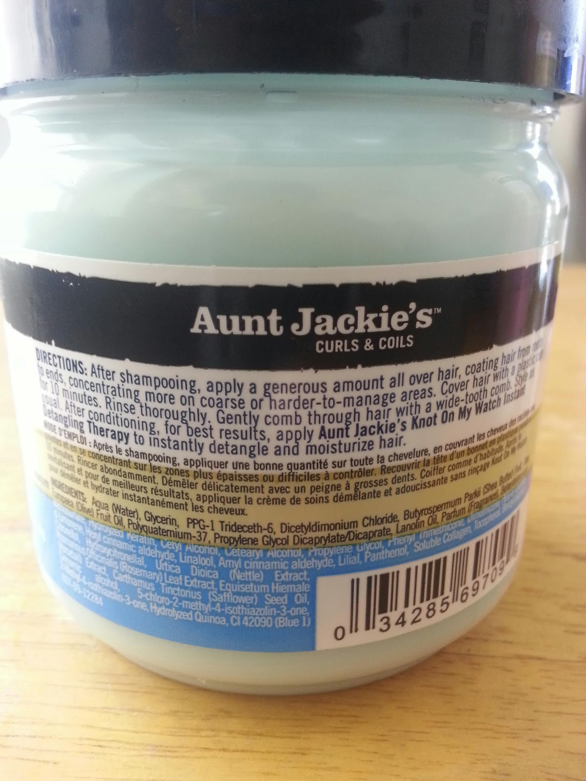 aunt jackie hair products
