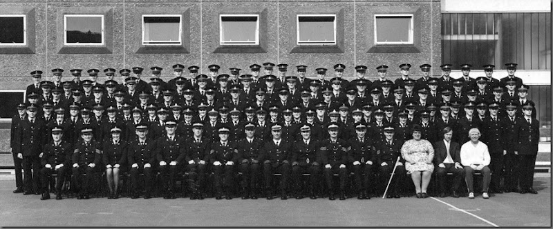 Cadet Training School 1974