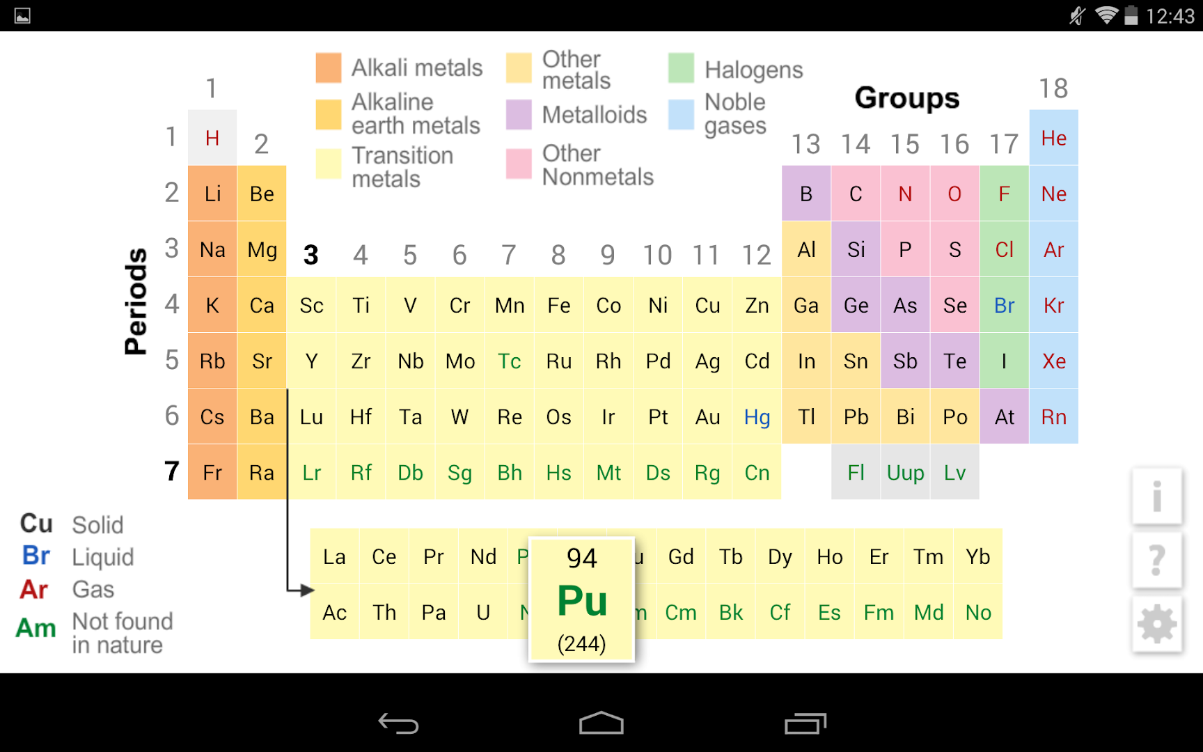 K12 periodic table google play store revenue download phone gamestrikefo Gallery
