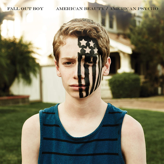 Fall Out Boy - American Beauty/American Psycho (2015)
