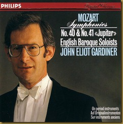 Mozart 40 41 Gardiner