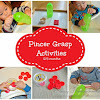 Pincer Grasp Activities for Tot Schoolers