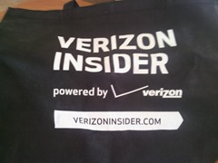 #BlackBerryZ10 @VerizonInsider Party #spon