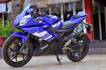 Gambar Modifikasi Yamaha Vixion Terbaru