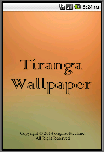 TIRANGA WALLPAPER