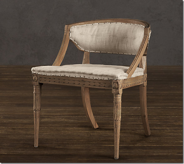 Restoration Hardware Chairs: COTE DE TEXAS: Are They Serious???