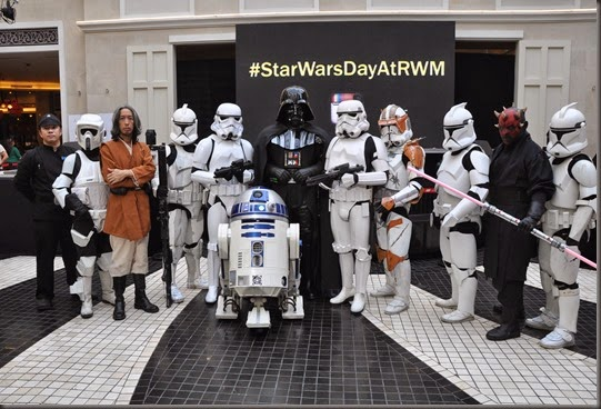 STAR WARS GLOBAL DAY