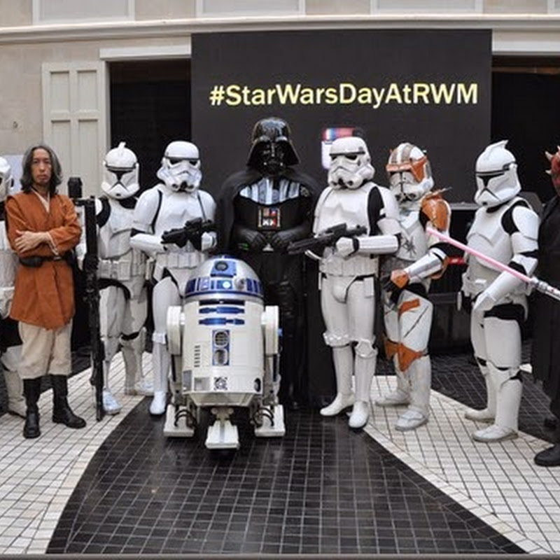 Global Star Wars Day- May the 4th at Resorts World Manila