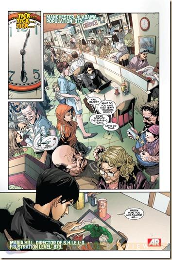 "Civilian Reader: ""Indestructible Hulk"" & ""Uncanny Avengers"