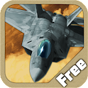 F22 Fighter Desert Storm Free icon