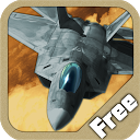 Flight Simulator - F22 Fighter Desert Storm
