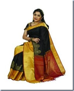 traditional  kancheepuram silk sarees