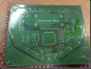 Zemmix Neo placa