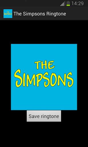 The Simpsons Ringtone