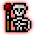 Gurk, the 8-bit RPG logo