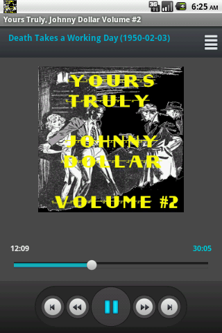 Yours Truly Johnny Dollar V 2