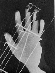 Laszlo Moholy-Nagy - Photogram