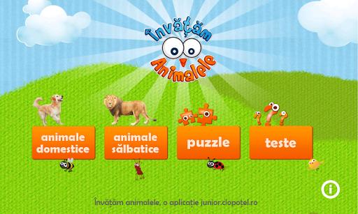 Invatam Animalele