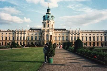 Obiective turistice Berlin: Palatul Charlottenburg