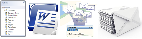 Automated Mail Merge