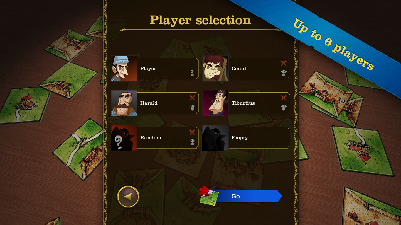 Carcassonne screenshot #5