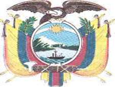 imagenes del escudo del ecuador