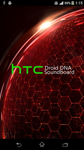 HTC Droid DNA Soundboard