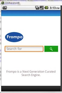 Frompo Mobile Search - screenshot thumbnail