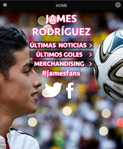 James Rodríguez Fans