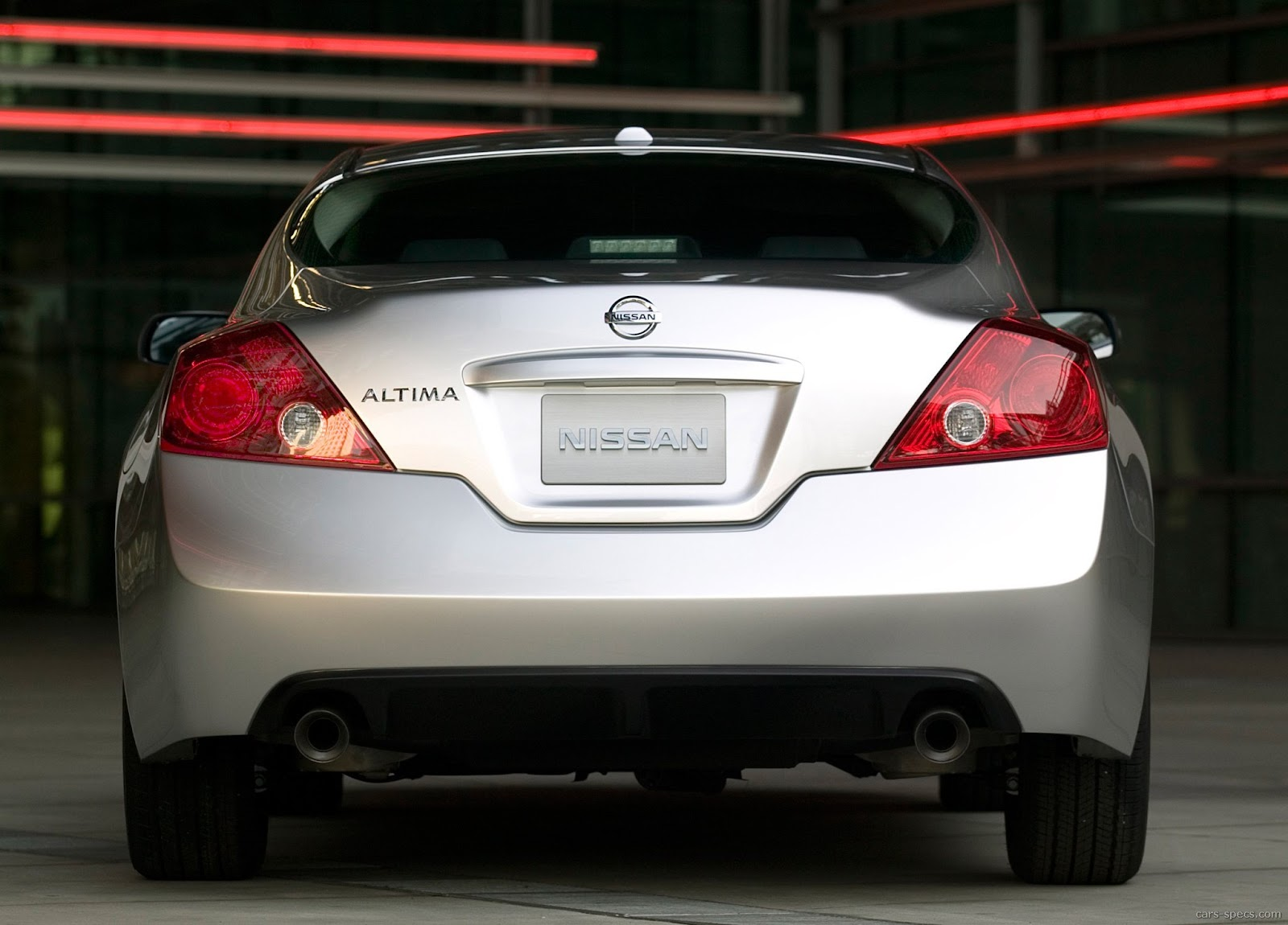 2008 nissan altima coupe specifications pictures prices. Black Bedroom Furniture Sets. Home Design Ideas