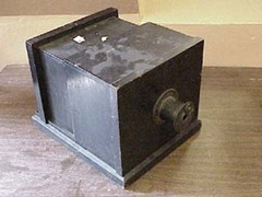 Camera of Joseph Nicephore Niepce