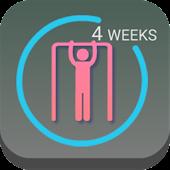 4 Weeks Pull Ups Challenge