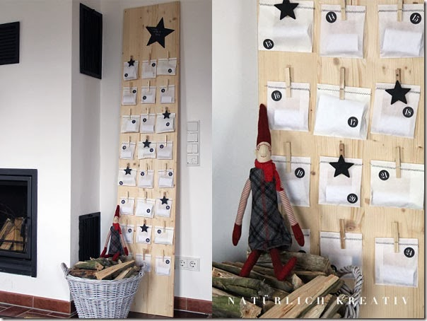case e interni -DIY advent calendar - Natale calendario avvento (8)