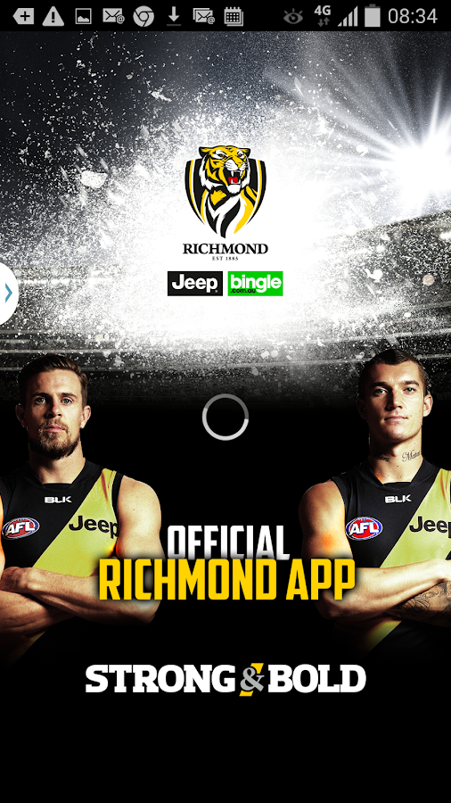 Richmond Official App - screenshot
