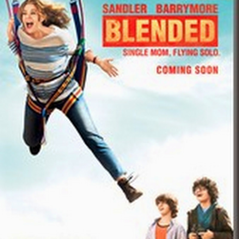 """Blended"" Rolls Out Wacky Teaser Posters"