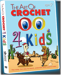 Art of Crocheting DVD