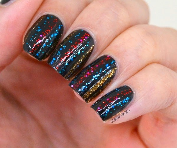 New York Color NYCBeautyPro NYFW Nail Art Review Swatch (5)