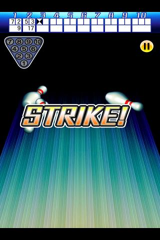 3D Flick Bowling Games- screenshot