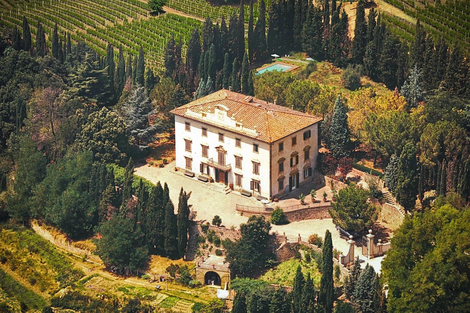 Villa Staggia_Poggibonsi_1