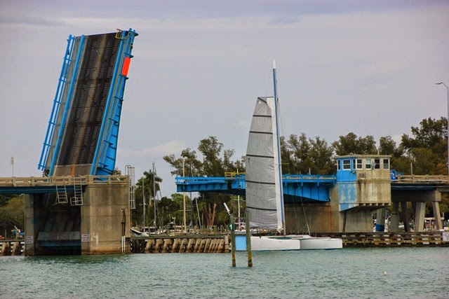 Anna Maria Drawbridge