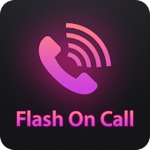 Flash On Call Android