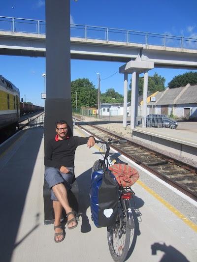 Resting in Tallinn
